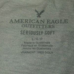 American Eagle Outfitters Shirts - American Eagle Large Graphic Tee